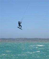 big air kitesurfing lessons