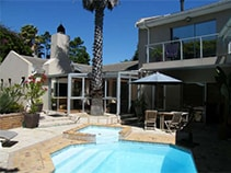 kitesurfing accommodation blouberg