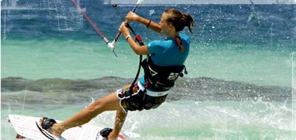 kitesurfing courses in Cape Town