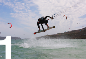advanced kiteboarding lessons