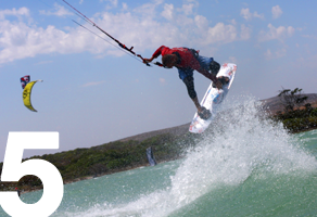 advanced kiteboarding course South Africa