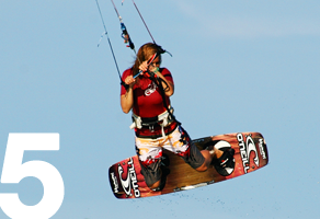 advanced kiteboarding course women South Africa