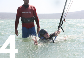 Kitesurfing beginners South Africa