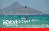 Kitesurfing Supervision and Coaching