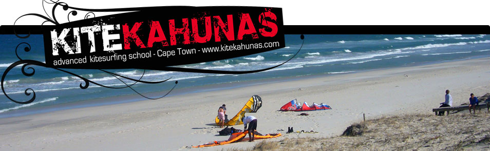 kitesurfing holiday Cape Town