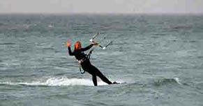 Kitesurfing Cape Town Coaching and Supervision