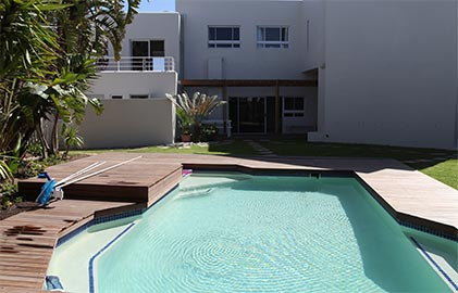 Kitesurfing apartment Cape Town