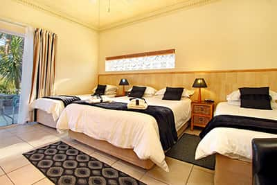 kitesurfing bed and breakfast b&b cape town