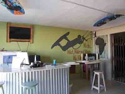 kitesurfing self-catering cape town
