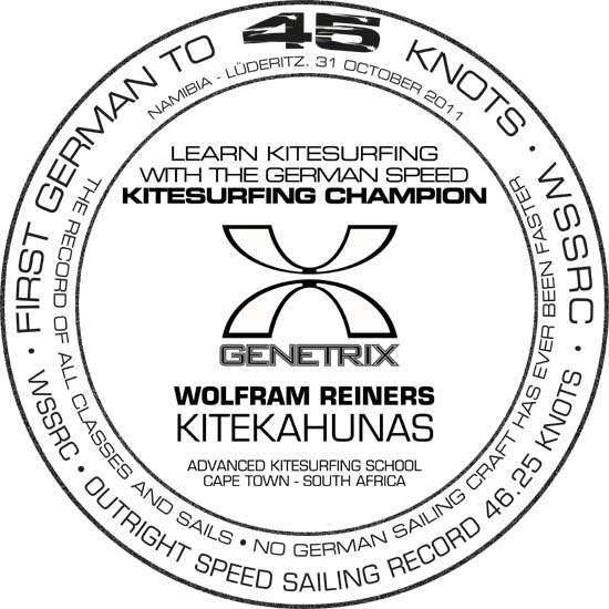 Outright Speed Sailing Record Germany - Wolfram Reiners