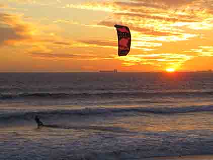 Kitesurfing Supervision in Cape Town