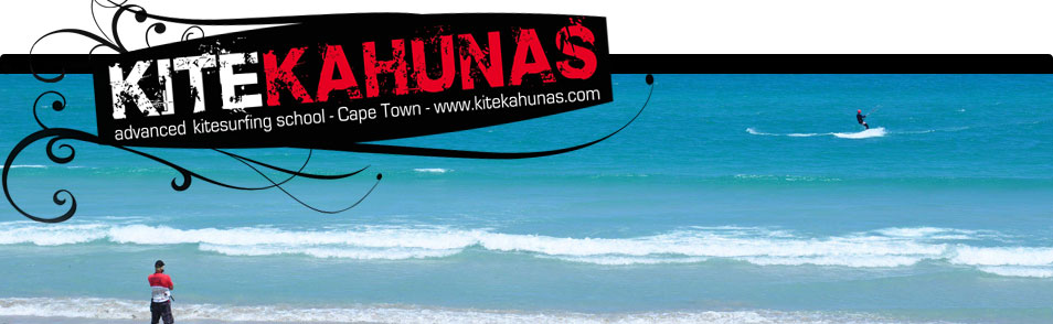 kitesurfing supervision and coaching in Cape Town