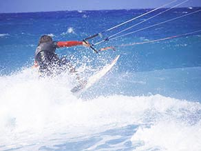 Wave Kitesurfing Camp