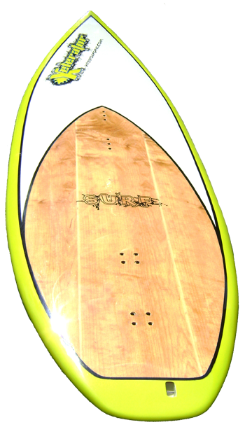 wave kitesurfing board Surf 6.0